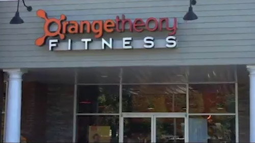 Orange Theory Commercial