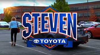 Steven Toyota: You'll Think You Stole It